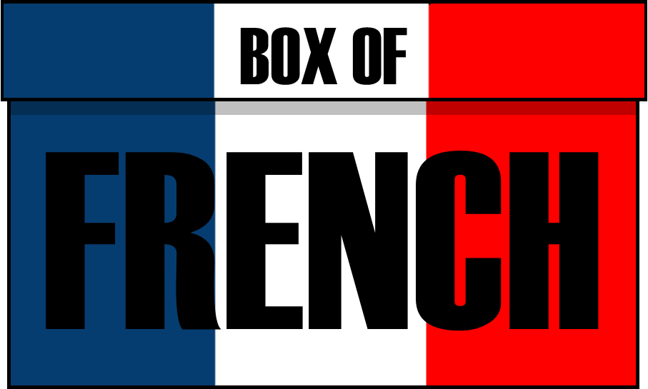 Box of French