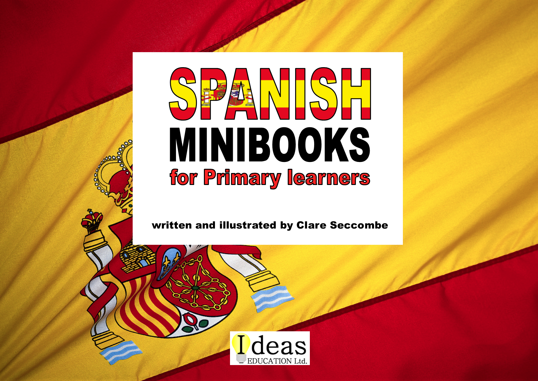 Spanish Minibooks for Primary learners